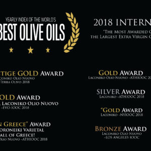 Estate Olive Oils