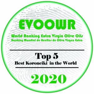 EVOO WORLD RANKING