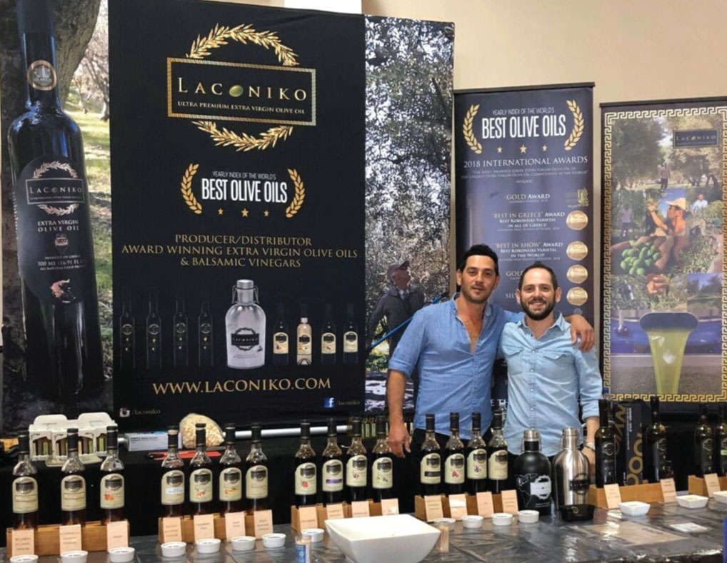 Producers from Peloponnese Shine at NYIOOC World Competition